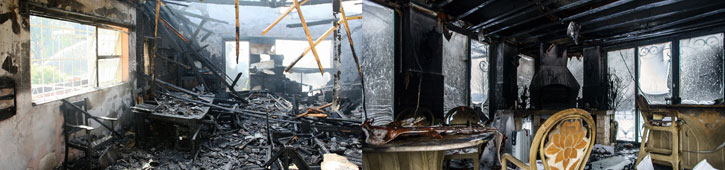 fire damage restoration services in Long Island